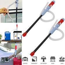 Battery Operated Liquid Transfer Pump Handheld Gas Oil Fish Tank Siphon Water Us