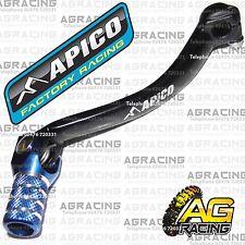 Apico Black Blue Gear Pedal Lever Shift For Yamaha YZ 250F 2013 Motocross Enduro