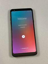 Good LG Stylo 4 32GB Black Boost Mobile Android Smartphone Q710AL