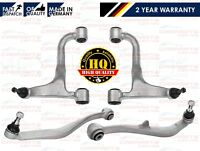 FOR MERCEDES ML CLASS W163 REAR UPPER SUSPENSION CONTROL ARMS BALL JOINTS BUSHES