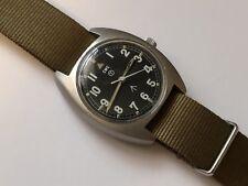 cwc 1979 royal military w10 wristwatch 🇨🇭🇬🇧