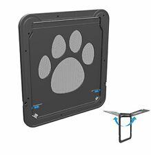 New listing Screen Pet Door - 2 Options of Puppy/Cat Door or Medium to Large Dog Door for C