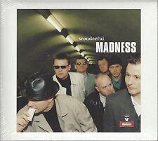 MADNESS - WONDERFUL - (still sealed deluxe double cd) - SALVOMDCD13