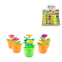 1X Tree Grow Plant Expansion Toys Water Swelling Bubble Educational Toys new.
