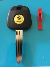 Toyota  Yellow mR2 Turbo Ferrari Replica Ignition Key With Uncut Blade 1991-2005