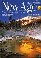 NEW AGE MUSIC 52 1995 BRIAN ENO DAVID SYLVIAN FRANK GAMBALE VANGELIS DADAWA