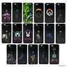 Overwatch Coque / Case pour Apple iPhone 5/5s/SE/6/6s/7/8/X/10 / Souple Gel