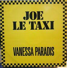 VANESSA PARADIS JOE LE TAXI  12INCH SINGLE VINYL RECORD (POSPX 902) POLYDOR 1987