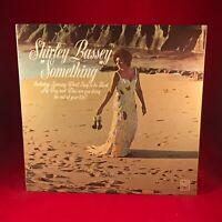 SHIRLEY BASSEY Something 1970  vinyl LP EXCELLENT CONDITION original