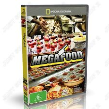 National Geographic Megafood : New Documentary DVD