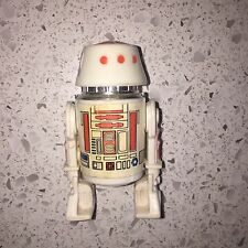 VINTAGE STAR WARS FIGURE R5-D4 1978 HONG KONG 100% ORIGINAL DECAL