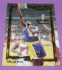 EDDIE JONES LAKERS LOS ANGELES ROOKIE SKYBOX 1995 NBA BASKETBALL CARD