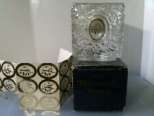Vtg 1980 Avon Personally Yours Meadow Morn Fragrance Candle-In Box-Free Shipping