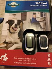 🌟 PetSafe 300 Yard Waterproof Rechargeable Remote Dog Trainer LAST ONE!