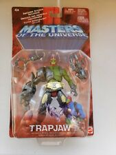MOTU,200X,TRAP JAW,Masters of the Universe,MOC,Green Variant,Sealed,He Man