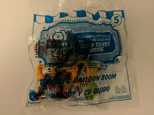 McDonald's Toy Story 4 Woody's Balloon Boom Toy new 2019