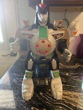 Fisher Price Sentai MMPR Power Rangers Green Dragon Megazord Zord 12? Figure