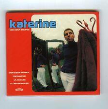 MAXI CD SINGLE (NEUF) PHILIPPE KATERINE MON COEUR BALANCE