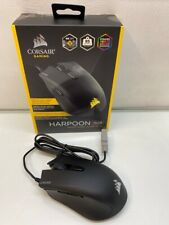 Corsair RBG Wired Gaming Mouse Harpoon in Original Box
