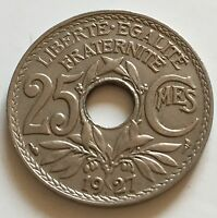25 Centimes Lindauer 1927 N1