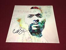 GARY CLARK JR SIGNED LP AUTOGRAPHED BLAK AND BLU PROOF