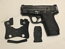 HANDLEITGRIPS Textured Rubber Gun Grip Enhancement for Smith & Wesson Shield