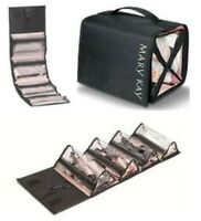 Mary Kay Roll Up Makeup bag/Organizer with Removable Pouches-New- $12.99 only!!!