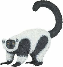 Papo 50234 Ruffed Lemur Animal Figurine Model Toy Replica - NIP