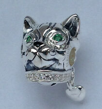 Genuine THOMAS SABO Karma Happy Cat Bead K0165-845-7 FREE DELIVERY