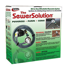The Sewer Solution by Valterra for RV / Camper / Motorhome / Trailer