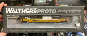 Walthers Proto HO Scale Grunderson Rebuilt All-Purpose 40' Well Car DTTX #457574
