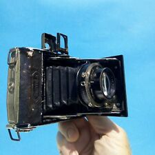 Zeiss Ikon Ikonta 6X9cm Model 520 Launched in 1929