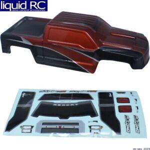 Redcat Racing H10-O Dukono Body Orange/Black