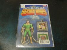 Secret Wars Doctor Octopus Variant Ed - Issue #8 - 2015 - Marvel Comics - Great