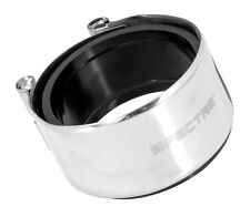 """Collar Clamp 3"""" Polished Stainless Steel Lock Air Intake Tubes 9406 Connector"""