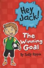 HEY JACK! THE WINNING GOAL - SALLY RIPPIN - ALMOST NEW PB FAST FREE POST FROM SY