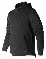 New Balance Men's NB Heatloft Pullover Black