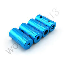 1/2.3/4/5/6mm Rigid Shaft Coupling Coupler Connector Motor Transmission D10*L20