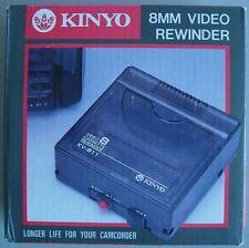 Rebobinadora de cinta Vídeo 8mm Kinyo-811