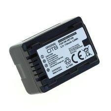 Originele OTB Accu Batterij Panasonic HDC-SD80 - 1700mAh Akku Battery