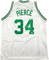 Paul Pierce autographed signed jersey NBA Boston Celtics Beckett COA The Truth