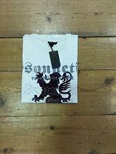 Sonneti Crew Neck Graphic Tee Shirt/beige/size XL