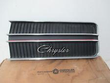Mopar NOS 1969 Chrysler 300, Left Hand Front Rotating Head Lamp Door 2898919