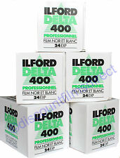 ILFORD Delta 400 35mm 24 Exposure Pack of 10