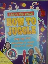 B00O2G6BX8 How to Juggle Step-by-step Instructions to Master the Art of Jugglin