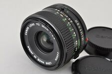 Canon NEW FD 35mm F2.8 Wide Angle MF Lens for FD Mount #170615c