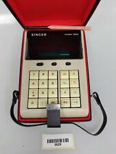 0028 Taschenrechner SINGER Friden 1200