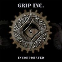 Incorporated CD (2004) ***NEW*** Grip Inc. Album - Gift Idea - UK Stock