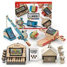 Nintendo LABO Toy-Con 01: Variety Kit - STEM Nintendo Switch Playset Toy