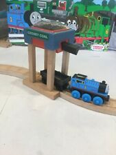 CROSBY COAL HOPPER LOADER~THOMAS~CAR~CARGO~Thomas & Friends Wooden Railway Train